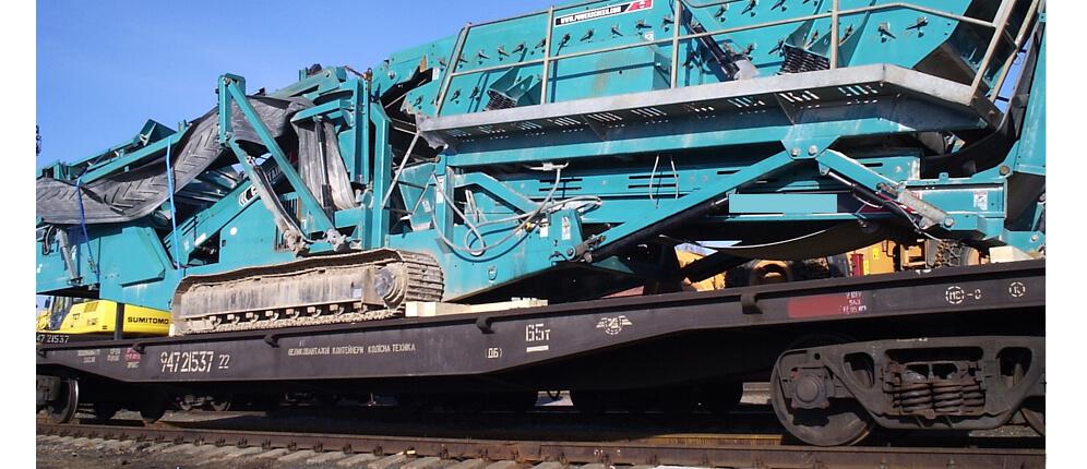 Грузовые железнодорожные перевозки фото-2